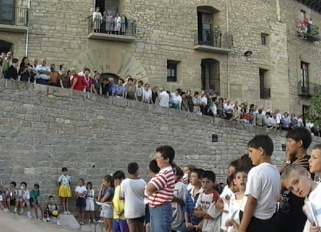 Es compleixen 25 anys de la remodelació de la Plaça Colon i dels Estudis