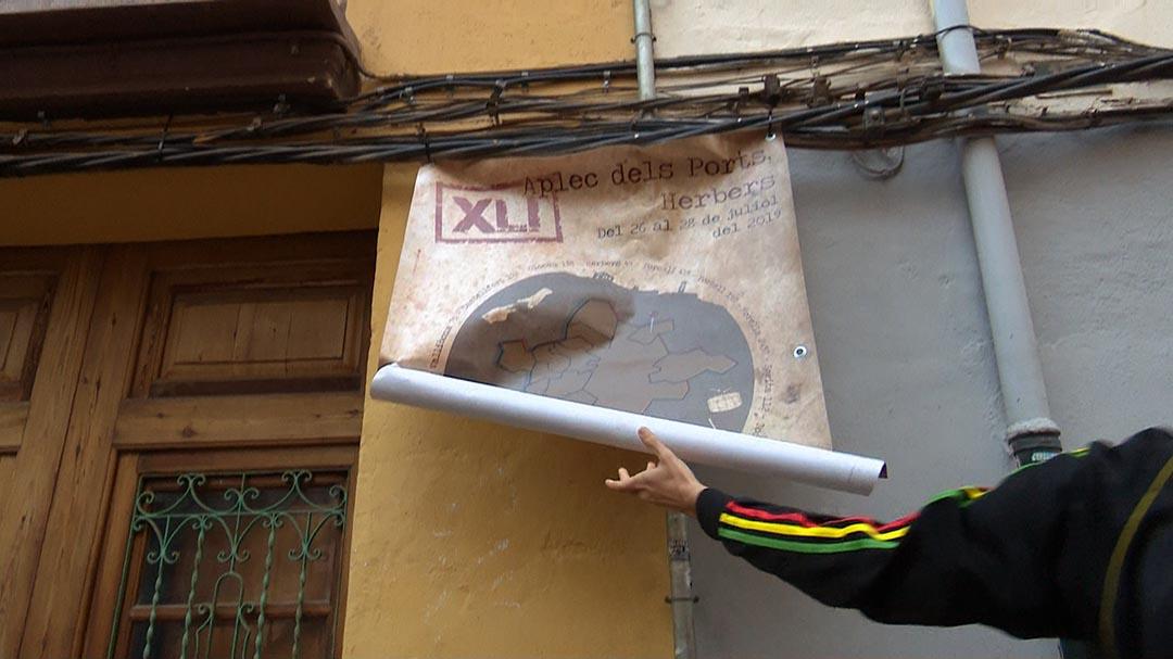 Es presenta a Castelló el cartell de l'Aplec dels Ports coincidint amb la Magdalena