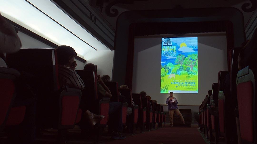 """Es presenta la nova edició de la mostra de cinema rural """"Al nostre ritme"""""""