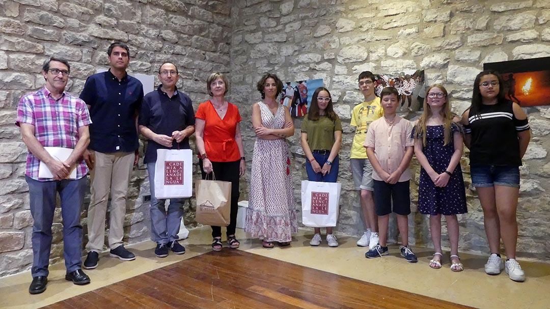 Maria Rosa Aragay guanya el Concurs de Micro-relats Sergio Beser
