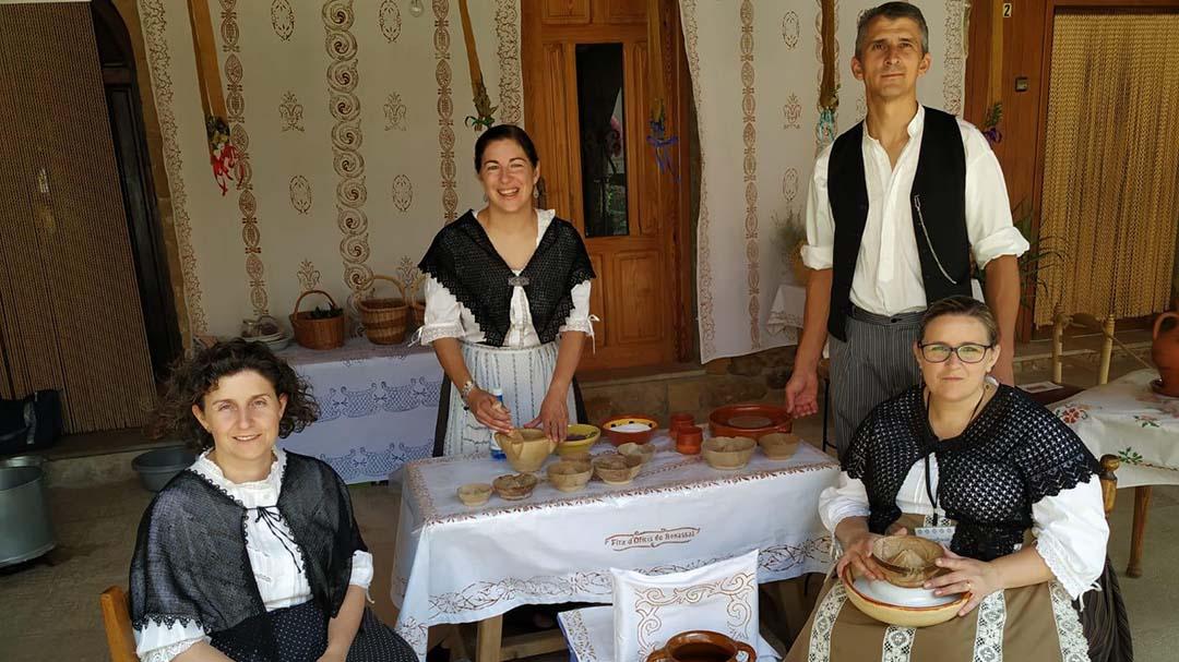 Els oficis tradicionals prenen Benassal durant el cap de setmana
