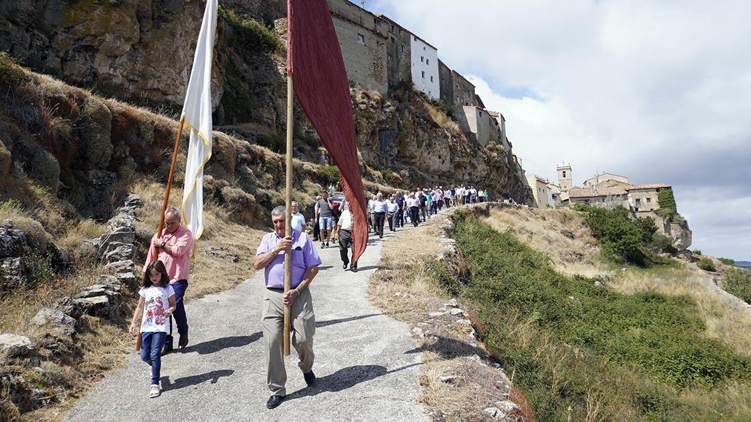 Les festes de Castellfort superen el seu equador