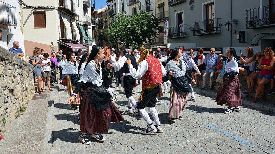 Morella celebra el dia de la Mare de Déu de Vallivana