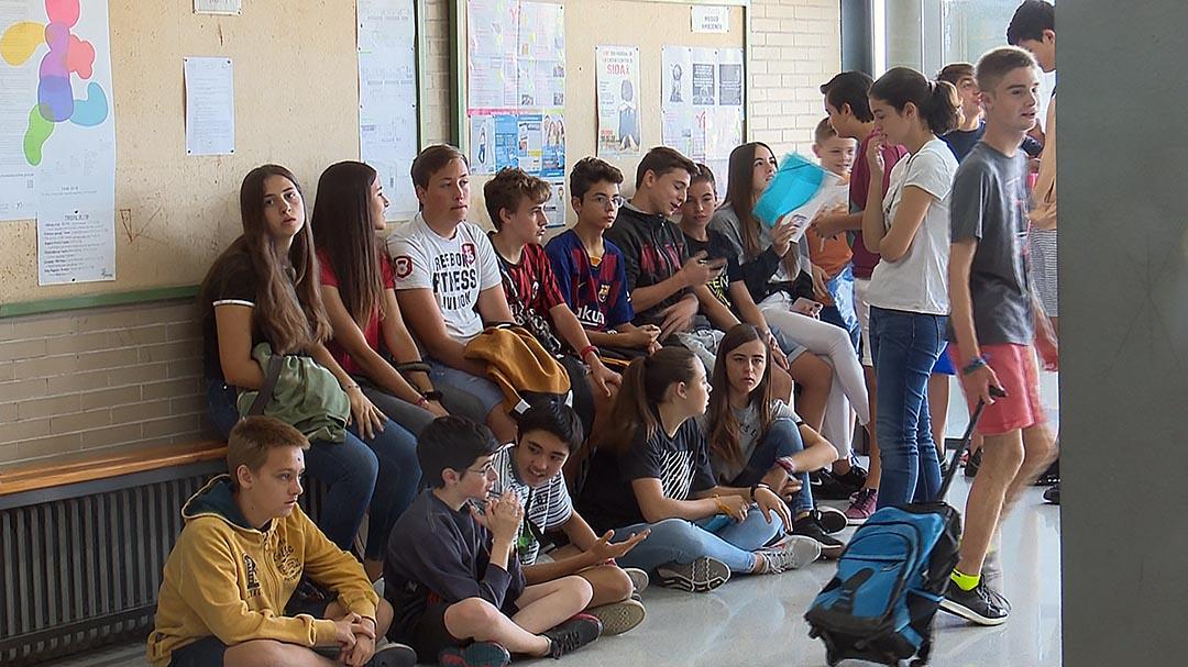 L'IES Els Ports comença les classes amb 163 alumnes
