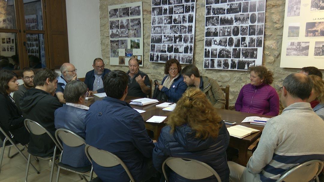 El ple de la mancomunitat aprova l'adhesió d'Herbers a l'ens comarcal