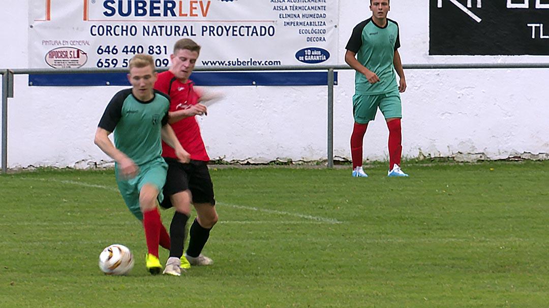 El CF Vilafranca torna a guanyar al camp del Serrito