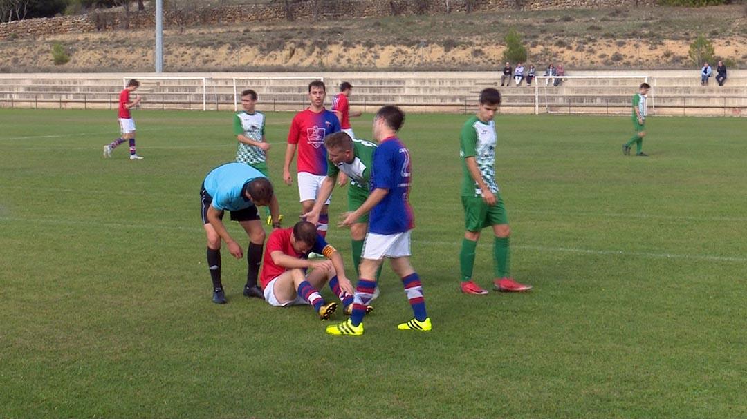 Tres punts de gran importància per al Morella FC